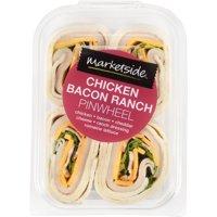 Marketside Chicken Bacon Ranch Pinwheel, 4 Count