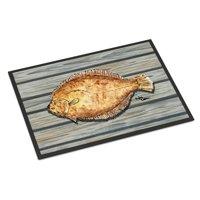 Fish Flounder Door Mat 8495 Doormat