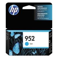 HP 952 Tri-Color Original Ink Cartridges, 3-pack (N9K27AN)