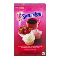 (3 Pack) Sweet'N Low Zero Calorie Sweetener, 8 Oz
