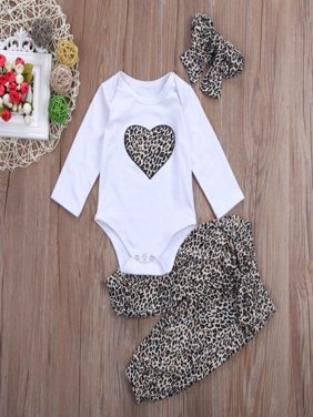 93aacf44a Baby Outfit Sets - Walmart.com