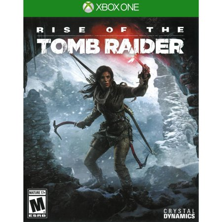 Square Enix Rise of the Tomb Raider, Microsoft, Xbox One, 885370982299](Tomb Raider Outfits)
