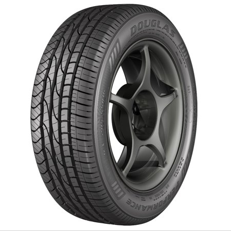 Douglas Performance Tire 225/55R17 97V SL (Run Flat Tyre Prices For Bmw 3 Series)