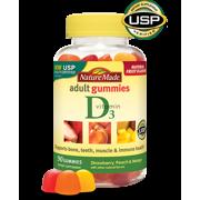Nature Made Vitamin D Gummy Bonus Bottle