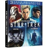 Star Trek 3-Movie Collection (Blu-ray + Digital HD)
