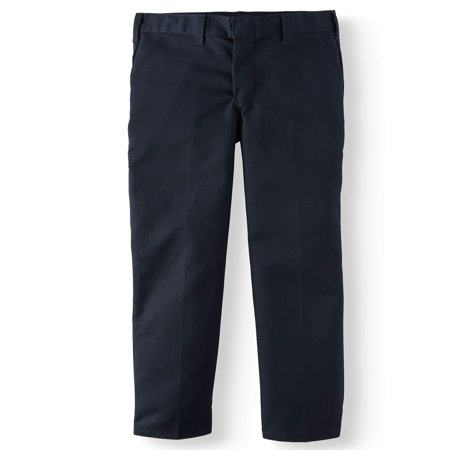 Genuine dickies boys' slim fit cell phone pocket pants ()