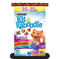 Kit & Kaboodle Original Adult Dry Cat Food (Various Sizes)