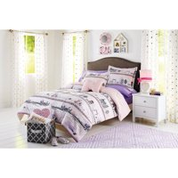 Better Homes and Gardens Kids Paris Street Bedding Comforter Set