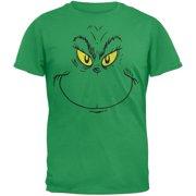 fee28e65a Dr. Seuss - Grinch Face T-Shirt