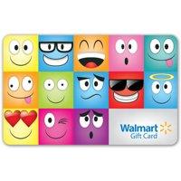 Emoji Walmart Gift Card