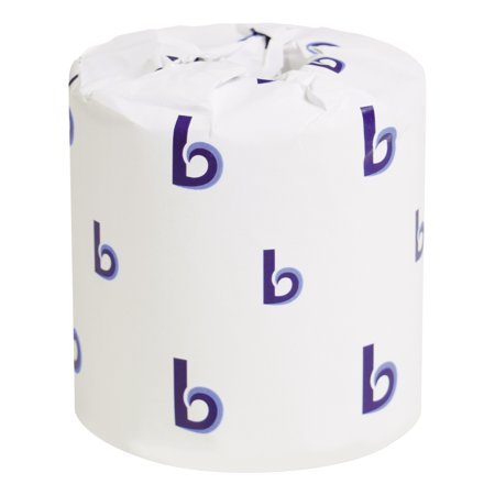 Quality Toilet Tissue Two Ply (Boardwalk Two-Ply Toilet Tissue, White, 4 x 3 Sheet, 400 Sheets/Roll, 96 Rolls/Carton )