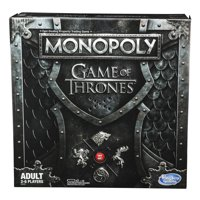 Monopoly Game of Thrones, Board Game Based on Hit TV Series from HBO