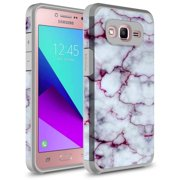 Galaxy Grand Prime Case, KAESAR SLIM Hybrid Dual Layer Shockproof Hard Cover Graphic Fashion Cute