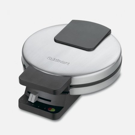 Trim Waffle (Cuisinart Round Classic Brushed Stainless Waffle Maker )