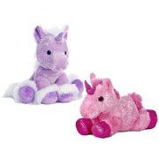 53cf26dd731 Super Soft Plush and Stuffed Animals Aurora World Dreaming of You Purple Unicorn  Plush and Aurora