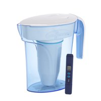 Zerowater 7-cup Ready-Pour Pitcher with Free Water Quality Meter ZP-007RP