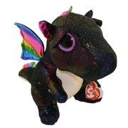 55458c7400d TY Beanie Boos - ANORA the Dragon (Glitter Eyes) (Medium Size - 9