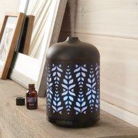 Better Homes & Gardens 250 mL Roman Wave Cool Mist Ultrasonic Aroma Diffuser