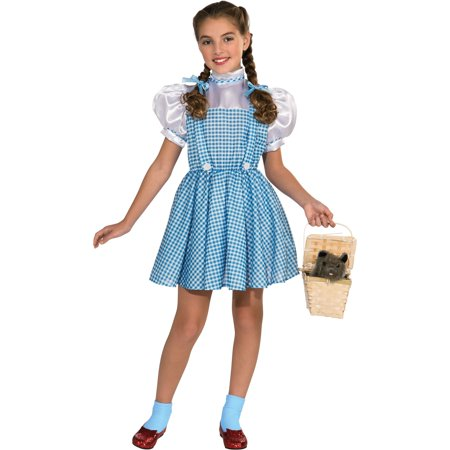Girls Dorothy Costume - Rubies Wizard Of Oz Dorothy Costume