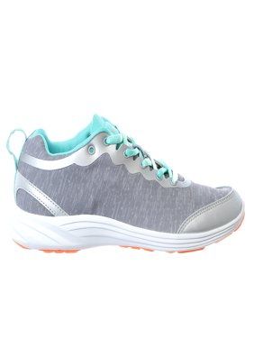 Vionic Orthaheel Technology Agile Fyn Lace Up Fashion Sneaker Walking Shoe - Womens