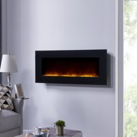 Bold Flame 60inch Wall Mounted Electric Fireplace