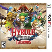 Nintendo Hyrule Warriors Legends - 3DS