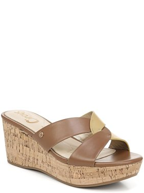 Women's Circus by Sam Edelman Riviera Cork Wedge Mules