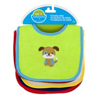 Neat Solutions Baby Bibs - 10 CT10.0 CT