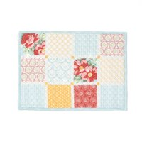 The Pioneer Woman Patchwork Quilted Placemat, 1 Each