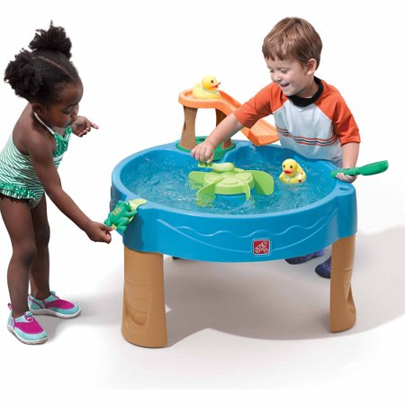 Duck Water (Step2 Duck Pond Water Table with Water Toys )