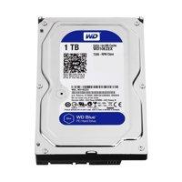 WD Blue 1TB Desktop Hard Disk Drive - 7200 RPM SATA 6 Gb/s 64MB Cache 3.5 Inch - WD10EZEX