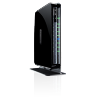 NETGEAR N750 Dual Band WiFi Router, 4-Port Gigabit Ethernet (WNDR4300)