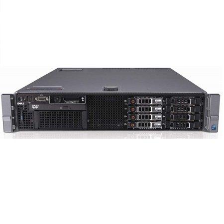 Refurbished Dell PowerEdge R710 SFF X5570 Quad Core 2.93Ghz 72GB SAS (Dell Poweredge 2600 System)