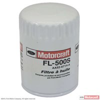 Motorcraft Engine Oil Filter, FL500S
