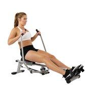 Sunny Health & Fitness SF-RW5639 Full Motion Rowing Machine - 350 Lb Capacity