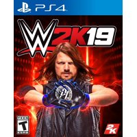 WWE 2K19, 2K, PlayStation 4, 710425570643