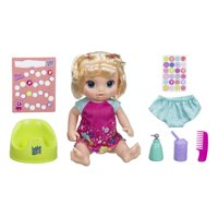 Baby Alive Potty Dance Baby: Doll That xe2x80x9cPeesxe2x80x9d on Her Potty