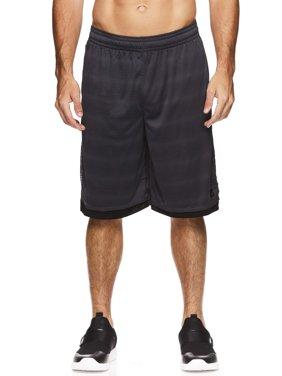 Men's Knit Polyester Mesh Basketball Shorts