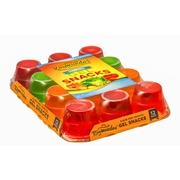 Raymundo's Tropical Sugar-Free Family Variety Pack Gelatin Snack, 3.5 Oz., 12 Count