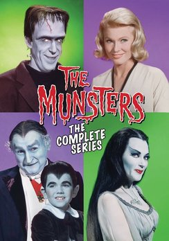 - The Munsters: The Complete Series (DVD)