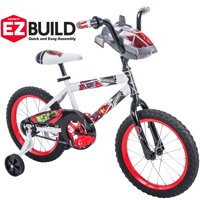 "Marvel Avengers 16"" Boys' EZ Build Bike, by Huffy"