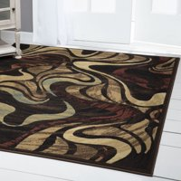 Home Dynamix Catalina Collection Swirl Area Rug