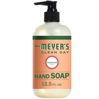 (3 Pack) Mrs. Meyer's Clean Day Hand Soap, Geranium, 12.5 Oz