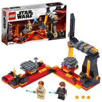 Deals on LEGO Star Wars: Revenge of the Sith Duel on Mustafar Building Kit