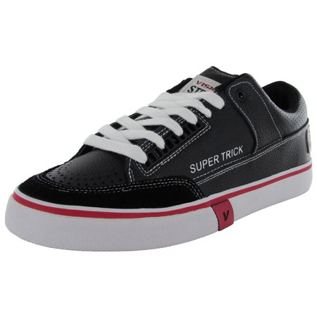 Vision Street Wear Mens Super Trick Lo Skate Shoe (Best Shoes To Skate In)