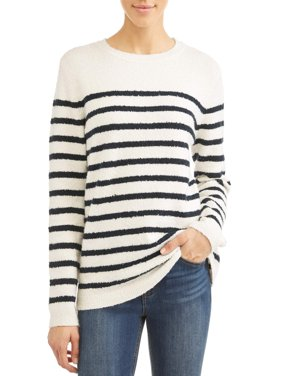 Women's Jamie Striped Nautical Sweater