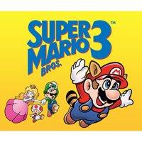 Super Mario Bros. 3, Nintendo, Nintendo 3DS, [Digital Download], 0004549668076