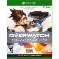 Overwatch: Legendary Edition, Blizzard Entertainment, Xbox One, 047875882621