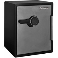 SentrySafe SFW205FWC Fireproof Safe and Waterproof Safe with Digital Keypad, 2.0 cu ft