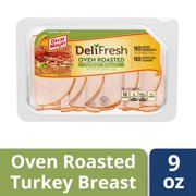 Oscar Mayer Deli Fresh Oven Roasted Turkey Breast, 9 Oz.